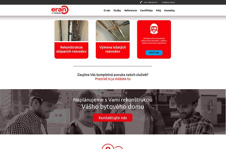 web - eran-tzb.sk