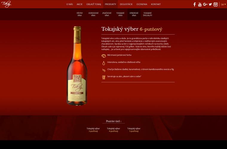 web - tokaj.sk