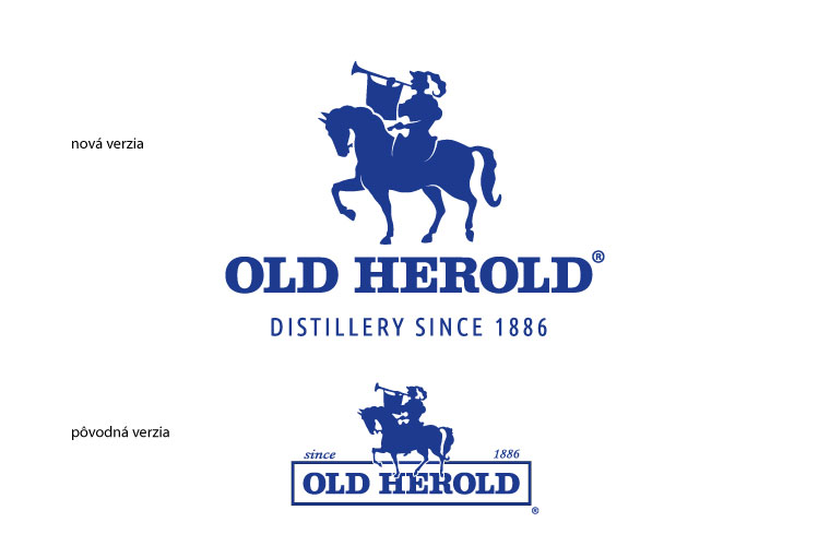 logo redesign - Old Herold