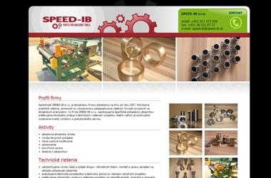 web speed-ib.sk