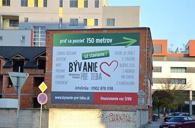 banner - Bývanie pre teba (K Dolnej Stanici)