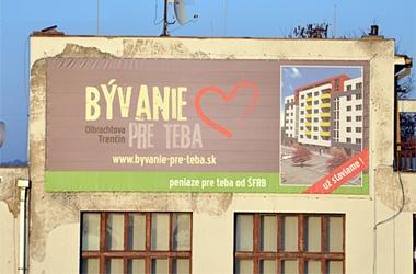 banner - Bývanie pre teba (Kino Hviezda)