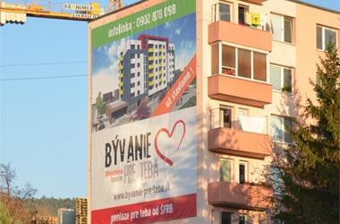 banner - Bývanie pre teba (Soblahovská)