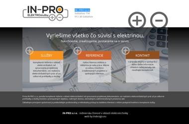 web - in-pro.sk