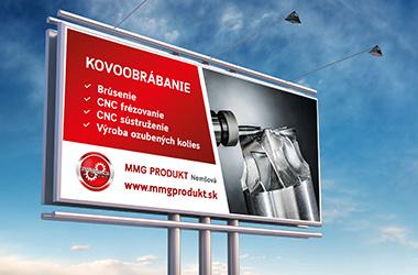 billboard - Kovoobrábanie
